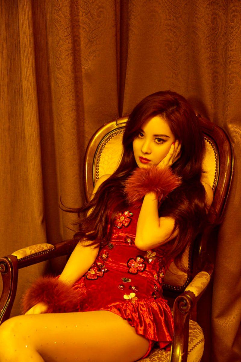 Seohyun's Teaser For Solo Debut Album 2
