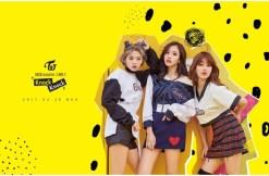 TWICE Knock Knock Poster Jeongyeon, Mina, Jihyo