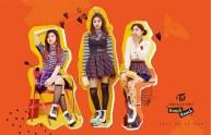 TWICE Knock Knock Poster Sana, Tzuyu, Nayeon
