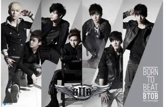 Yook Sung Jae BtoB Poster 5