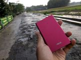 Warna Keren Merah ZenPower Slim 6000mAH (Pocket)