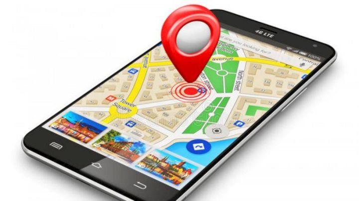 GPS Pada Smartphone