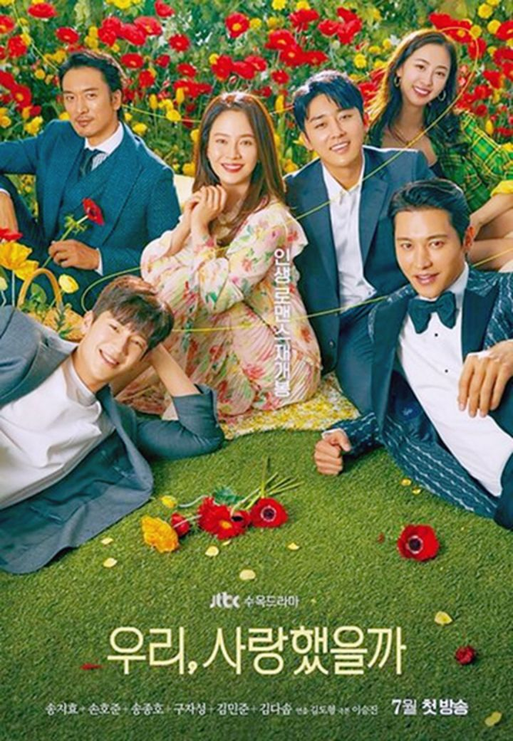 Poster K Drama Did We Love