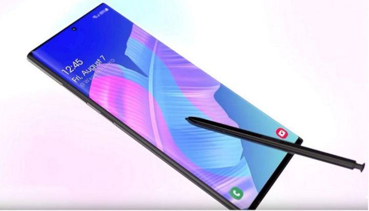 Tanggal Peluncuran Samsung Galaxy Note 20