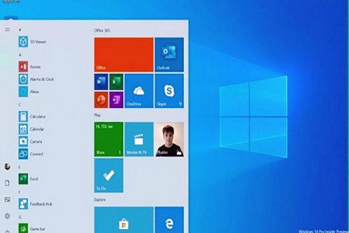 Update Windows 10 Mei 2020