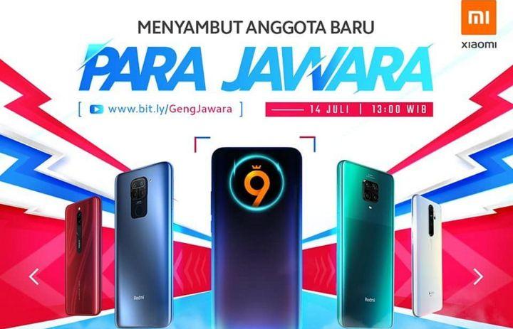 Redmi 9 Segera Meluncur Di Indonesia