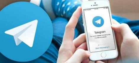 Update Telegram Terbaru Bisa Kirim File Hingga 2GB