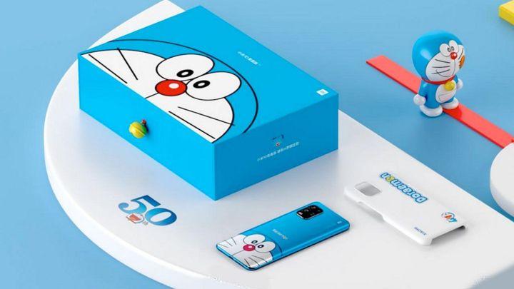 Mi 10 Youth Doraemon