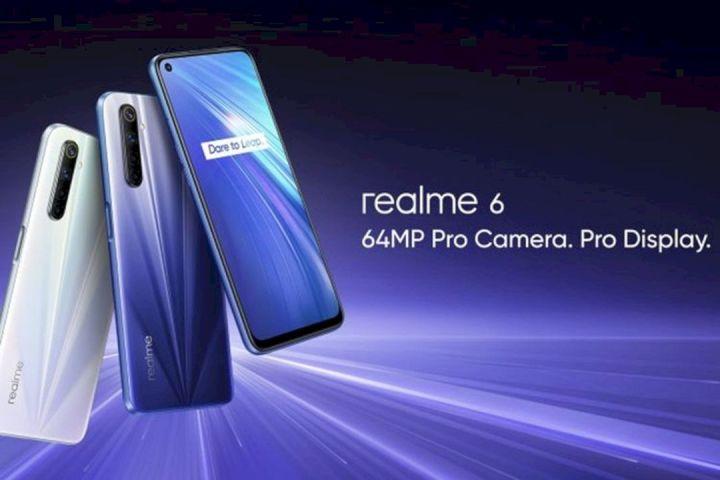 Spesifikasi Realme 6