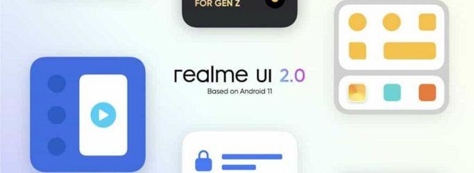 Antar Muka Relame UI 2.0 Android 11 Resmi Meluncur