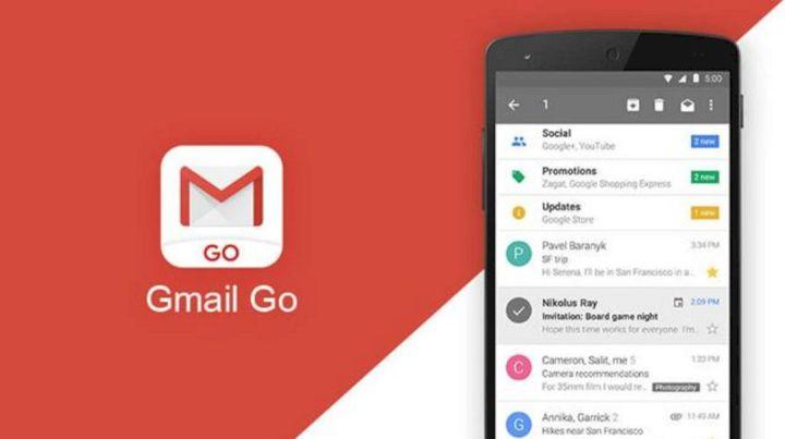 Gmail Go Sudah Bisa Di Download Di Semua Perangkat