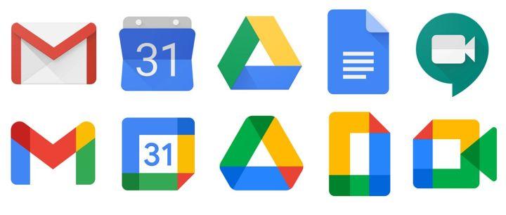 Google Luncurkan Logo Baru Yang Lebih Cantik