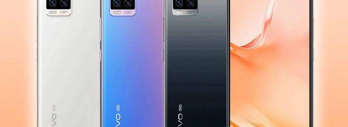 Desain Baru Vivo V20 Pro 5G