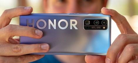 Keberadaan Honor V40 Mulai Terungkap