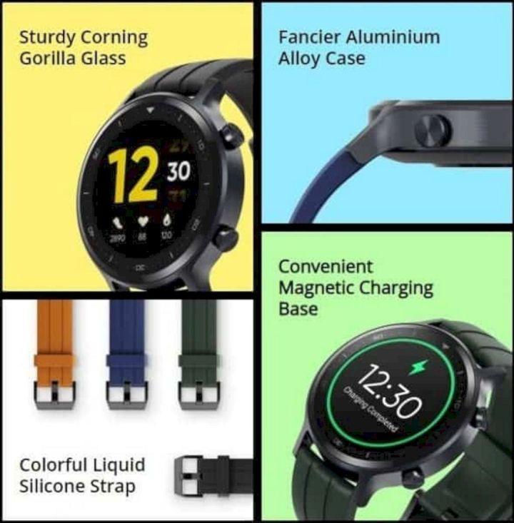 Realme Watch S Resmi Diperkenalkan
