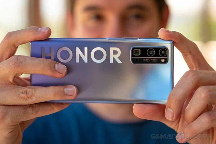 Honor V40 Series Muncul Di TENAA