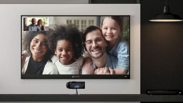 Penggunaan Kamera Smartphone Pada TV