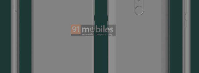 Render Nokia 4.3 Bocor