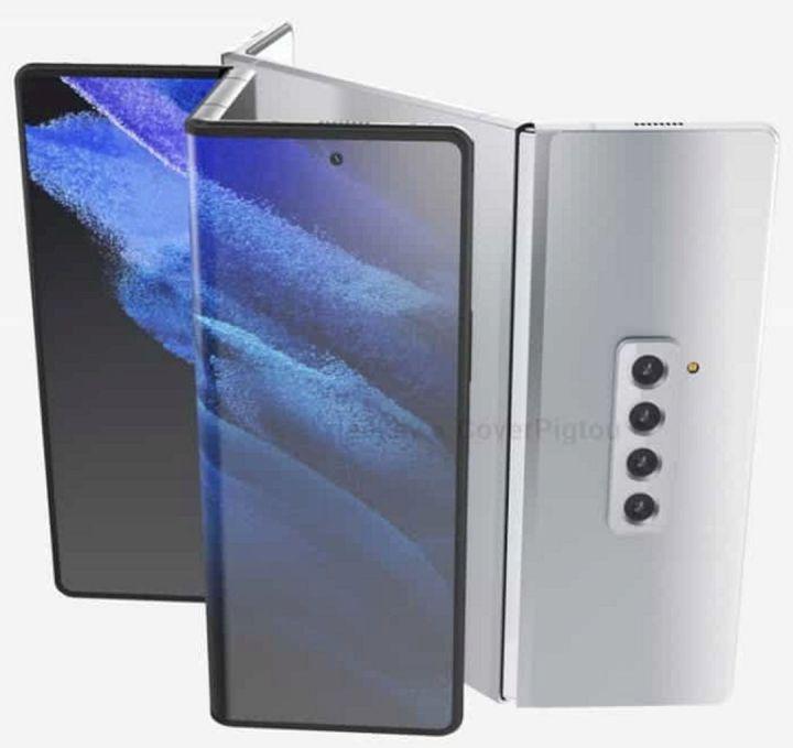 Rumor Tampilan Samsung Galaxy Fold 3