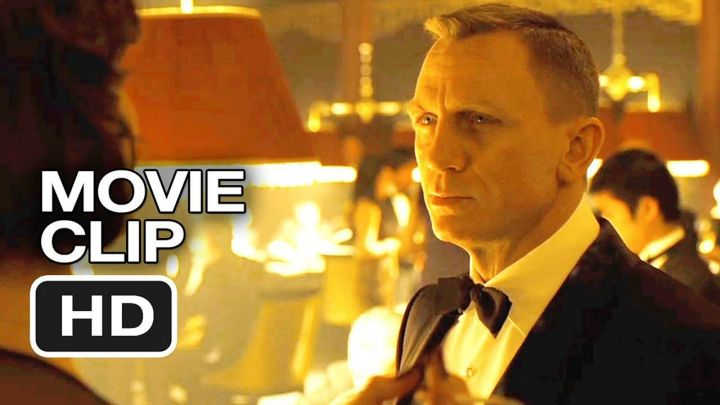 YouTube Gulirkan 22 Film James Bond
