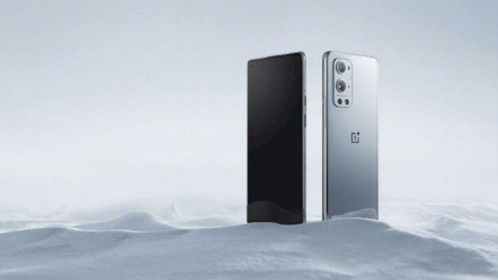 Layar OnePlus 9 Series