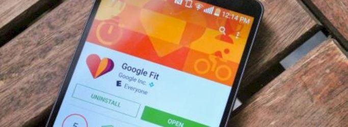 Menyinkronkan Google Fit