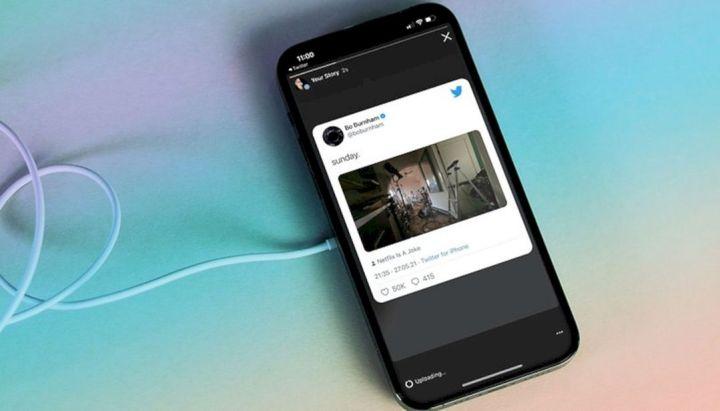 Cara Membagikan Tweet Ke Story Instagram