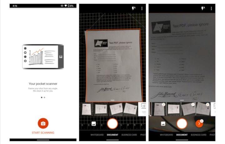 Cara Menggunakan Microsoft Lens