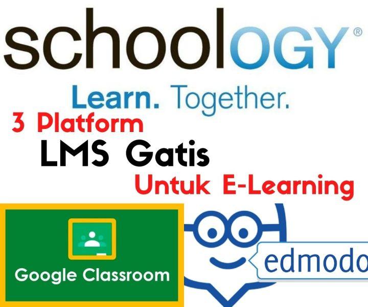 3 Platform LMS Gatis Untuk E Learning 1