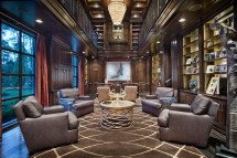 Mansion Luxury Home Offices
