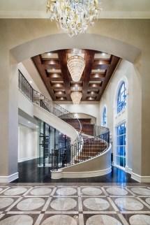 Foyer Luxury Staircases Design