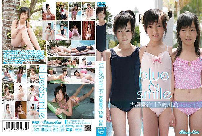 [CPSKY-118] blue&smile Yuka Ohashi 大橋優花 12歳