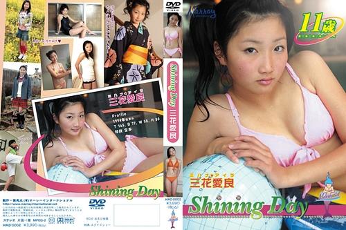 [MMD-0002]三花愛良  SHINING DAY