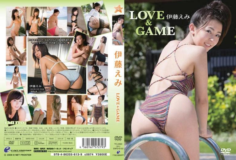 [ENFD-5153] Emi Ito 伊藤えみ – LOVE & GAME