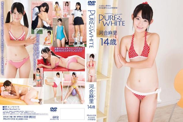 [PRWH-006] 河合麻里 Kawai Mari – Pure White