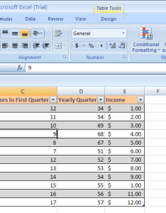 Click  cell in the table home tab delete button also rows or columns from row column rh java