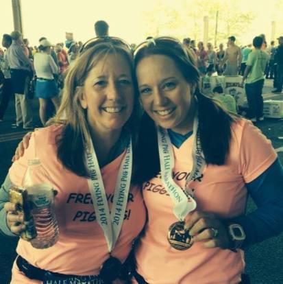 Flying Pig Half Marathon 2014