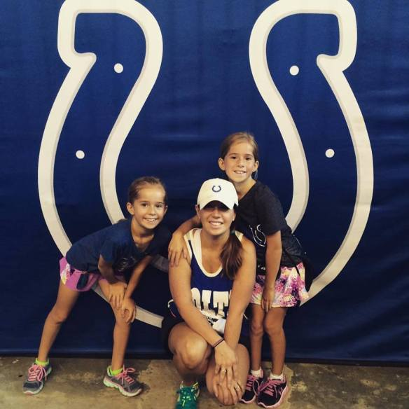 Colts5K Horseshoe
