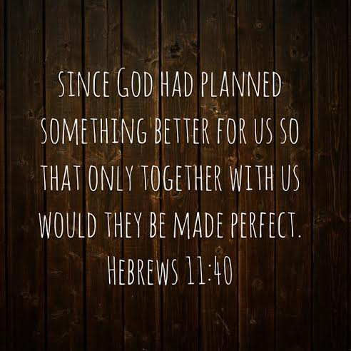 hebrews 11.40