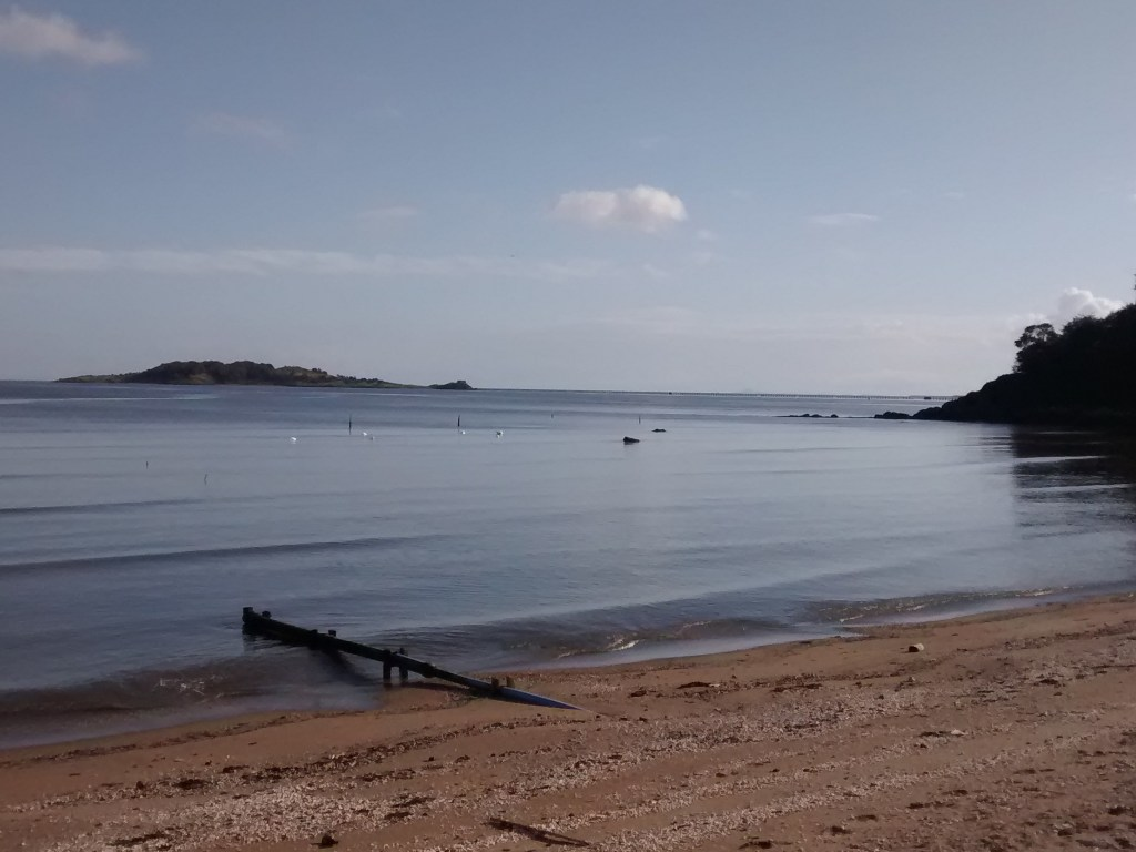 View From Dalmeny To Crammond Island
