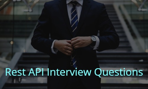 REST API Interview Questions - Java Code Gists