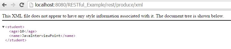 Produces_XML