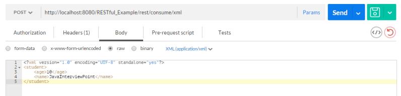 Consumes_XML