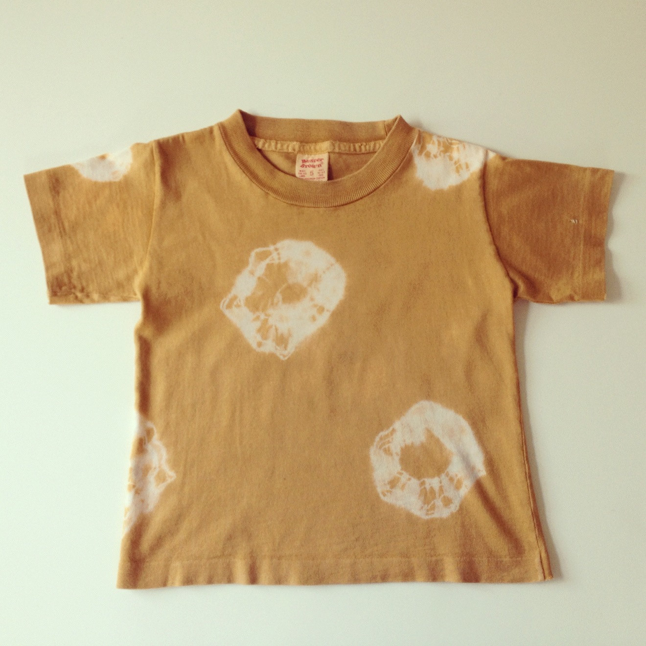 How to Stain a Shirt with Coffee