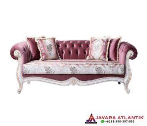Ukuran Kursi Sofa Tamu 3 Seat