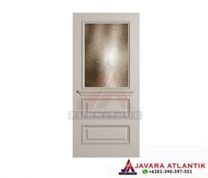 Detail Dimensi Produk Daun Pintu Single Utama