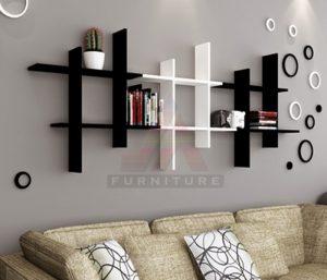 Accesories ruang tamu dengan desain minimalis simpel