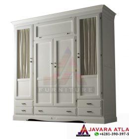 Harga Terbaru Lemari Baju Jumbo Minimalis Duco Furniture Jepara