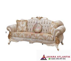 Harga Terbaru Kursi Sofa Tamu Mewah Furniture Jepara