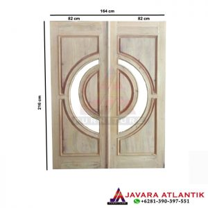 Detail Dimensi Ukuran Daun Pintu Rumah Minimalis Modern